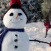 """USPS """"Snowman"""""""